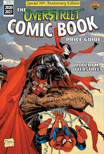 The Overstreet comic book price guide is ONLY a guide, and it's hard to use