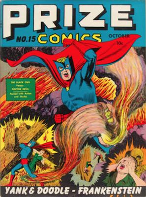Prize Comics #15. Click for current values.
