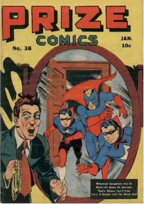 Prize Comics #38. Click for current values.