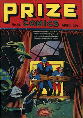 Prize Comics #41. Click for current values.