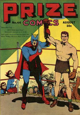 Prize Comics #44. Click for current values.