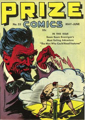 Prize Comics #53. Click for current values.