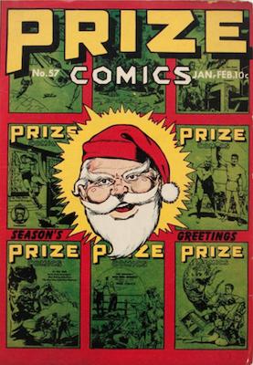 Prize Comics #57. Click for current values.