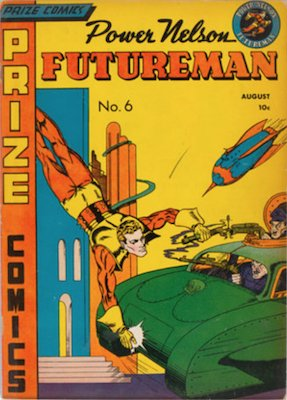 Prize Comics #6. Click for current values.
