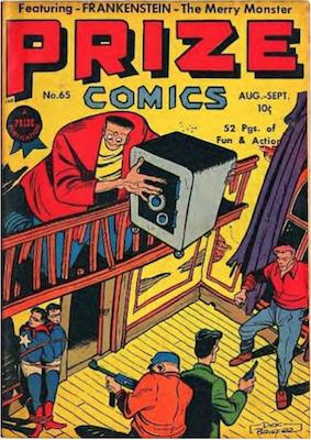 Prize Comics #65. Click for current values.