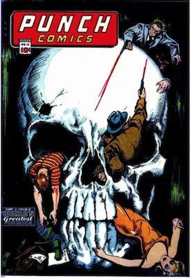 Grossest Horror Comics Ever Published