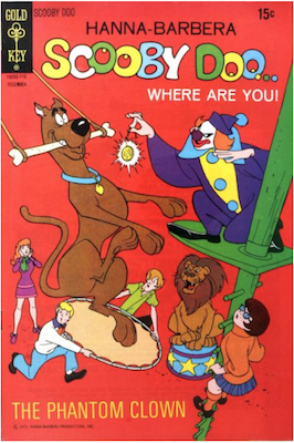 Scooby Doo #9 (1970). Click for values.
