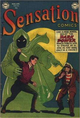 Sensation Comics #108. Click for current values.