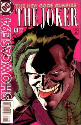 Showcase 94 #4: Riddler cover. Click for values