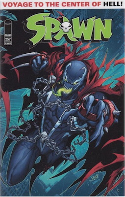 Spawn #257. Click for values.
