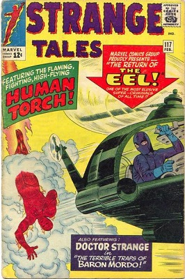 Strange Tales 117. Click for value
