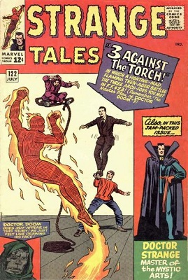 Strange Tales 122. Click for value