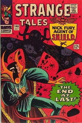 Strange Tales 146. Click for values