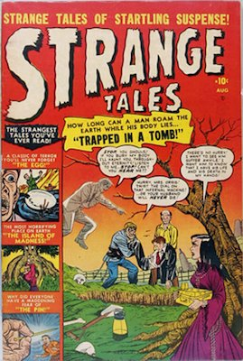 Strange Tales 2: click for value