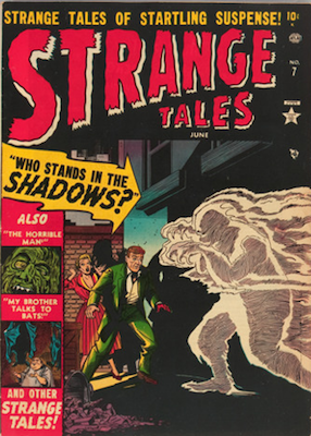 Strange Tales 7. Click for value