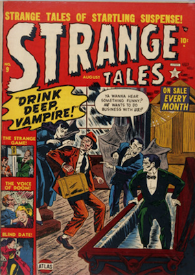 Tales to Astonish #9. Click for market prices