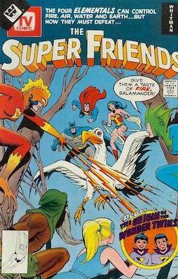 Super Friends #14. Click for current values.