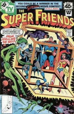 Super Friends #16. Click for current values.