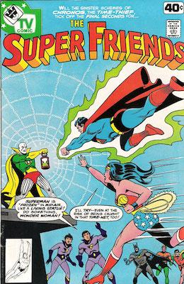 Super Friends #22. Click for current values.