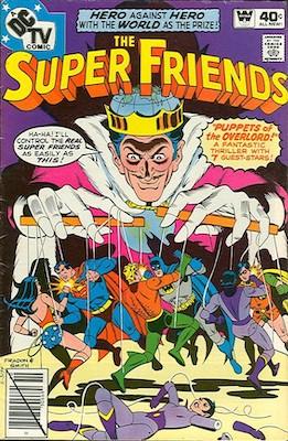 Super Friends #25. Click for current values.