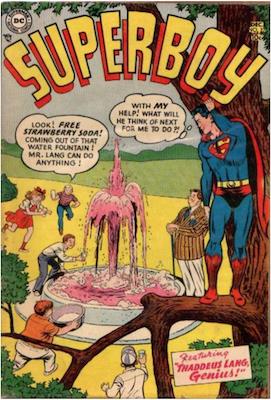 Superboy #37. Click for current values.