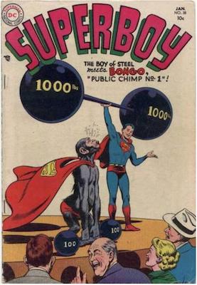 Superboy #38. Click for current values.