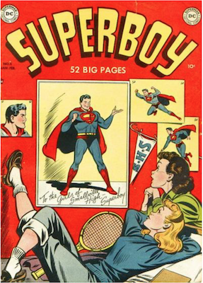 Superboy #6. Click for current values.