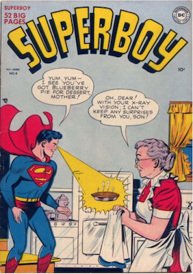Superboy #8. Click for current values.
