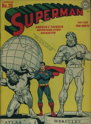 Superman #28. Click for current values.