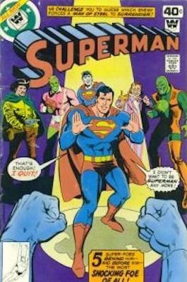 Superman #337. Click for current values.