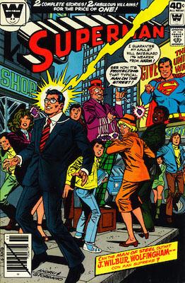 Superman #341. Click for current values.