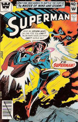Superman #348. Click for current values.