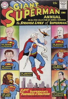 Superman Annual #3: Two page