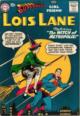 Lois Lane Comic Price Guide