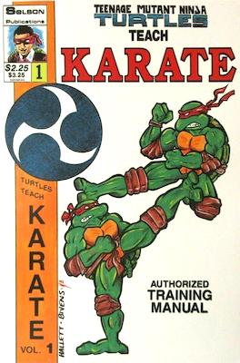 Teenage Mutant Ninja Turtles Teach Karate (1987). Click for values