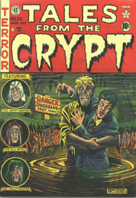 Tales from the Crypt #24. Click for current values.