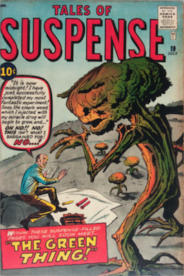 Tales of Suspense #19. Click for current values.
