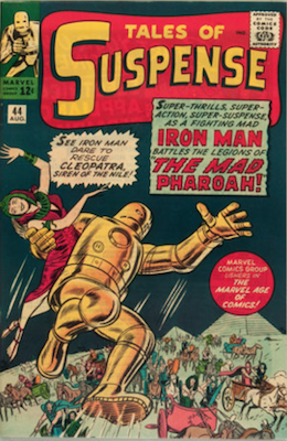 Tales of Suspense #44. Click for current values.