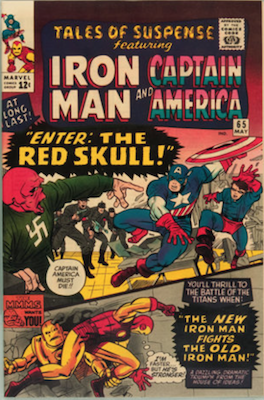 Tales of Suspense #65. Click for current values.