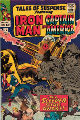 Tales of Suspense #72. Click for current values.