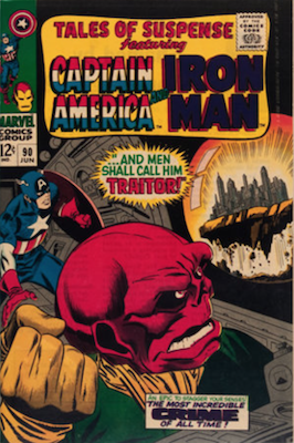 Tales of Suspense #90. Click for current values.