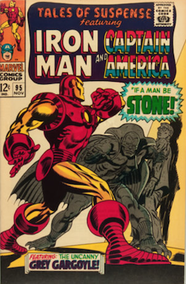 Tales of Suspense #95. Click for current values.