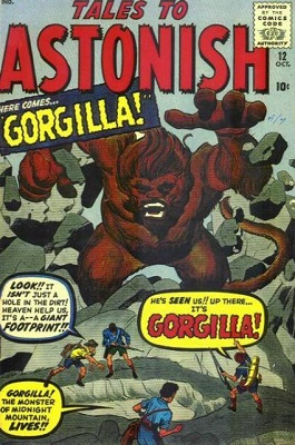 Tales to Astonish 12. Click to see value