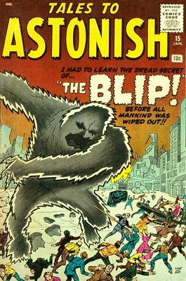 Tales to Astonish 15. Click for value
