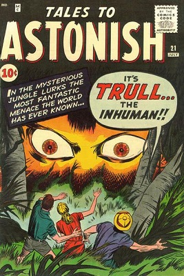 Tales to Astonish 21. Click for value