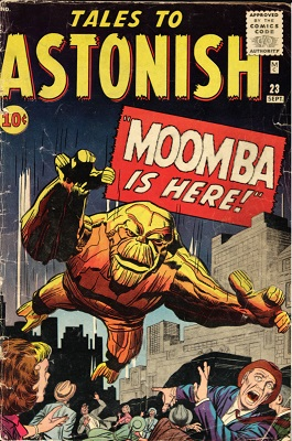 Tales to Astonish 23. Click for value