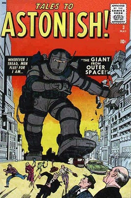 Tales to Astonish #3: click for value