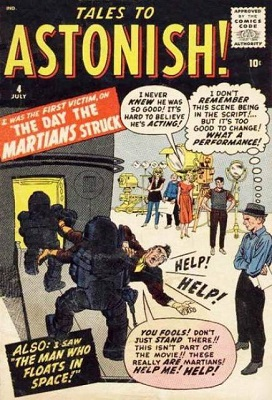 Tales to Astonish #4: click for value