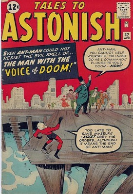 Click here to learn the current value of Tales to Astonish #42