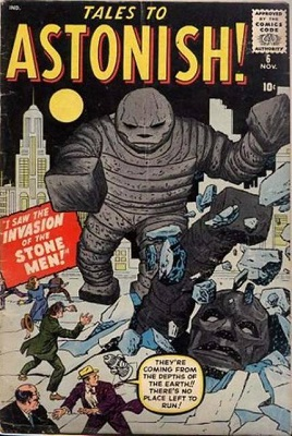 Tales to Astonish #6. Click for value